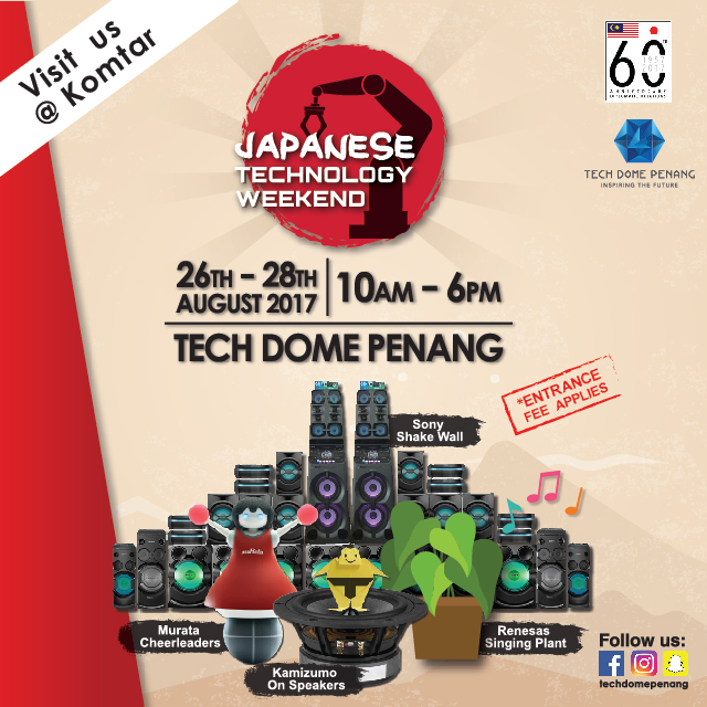 JTW-Tech Dome Penang