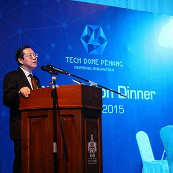 appreciate dinner 2015 tech dome penang