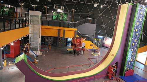 big exhibit - tech dome penang